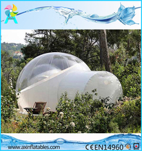 Factory Customized PVC Clear Inflatable Lawn Air Clear Tent Wholesale