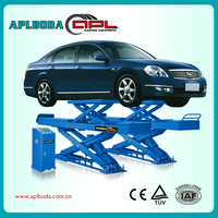 Heavy duty truck wheel alignment scissor car lift ,scissor car lift