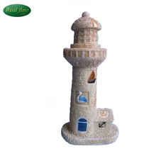 Polyresin Lighthouse Model For Decoration