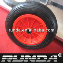 small hot sales pneumatic rubber wheel 3.50-8