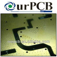 DIY prototype paper pcb board , test board pcb , Universal Experiment Matrix Circuit Board