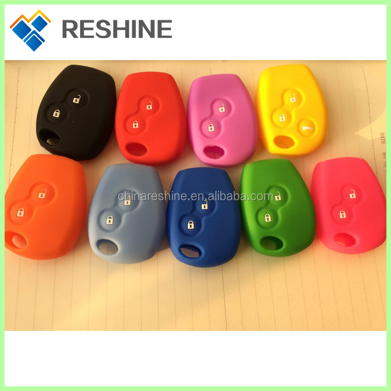 wholesale car key cover with battery holder forkey cover for renault / renault key case