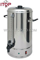 stainless steel double boiler coffee maker