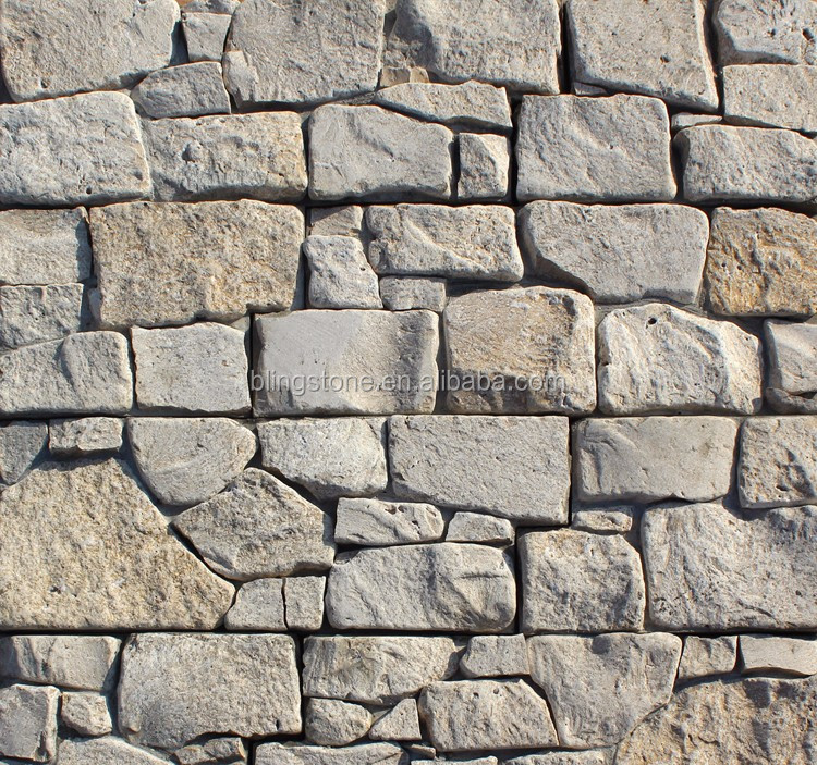 Natural Stone Decorative Exterior Wall Stone Panels