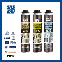 GNS expanding spray foam insulation kits
