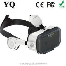 cheap bobo z4 , factory price VR 3D glasses Bobo vr Z4 3D glasses with headphone Virtual Reality