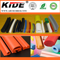 Hot sale! silicone rubber foam strips