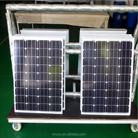 A grade high efficiency TUV and CE approval solar panels range from 30W to 300W