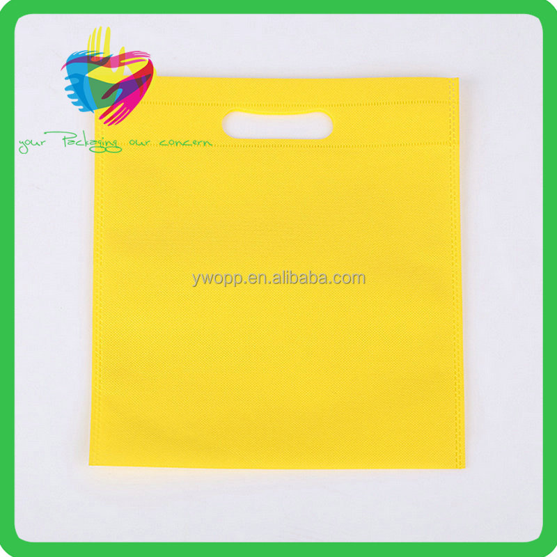 YiWu 2016 Top Quality For Promotion Custom Cheap best selling top quality non woven fabric bag