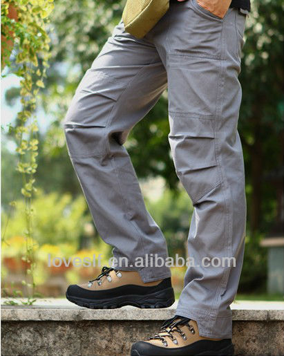 Loveslf china manufacturer outdoor leisure pants army military casual pants