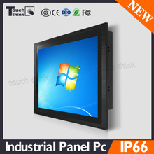 "Factory price 10mm full flat bezel 12"" 15"" 17"" 19"" 21 inch commercial / industrial android tablet panel pc"