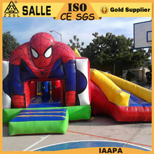 inflatable jumping castle bounce house combo for commercial use
