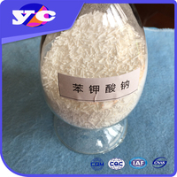 High quality pharmaceutical grade food ingredients sodium benzoate