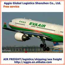 aggio air cargo freight for jewelry reseller