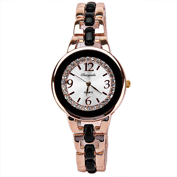 China Factory Fashion Arabic Numbers ladies steel belt Bracelet Wrist Watches