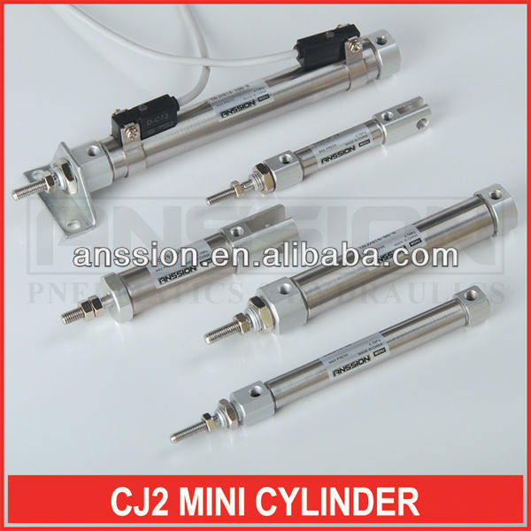 Stainless Steel CJ2 Mini Pneumatic Cylinder And Electric Pattern Sewing Machine