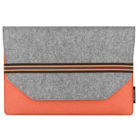 high quality felt laptop sleeve bags for11 12 13 inch laptop notebook tablet pc