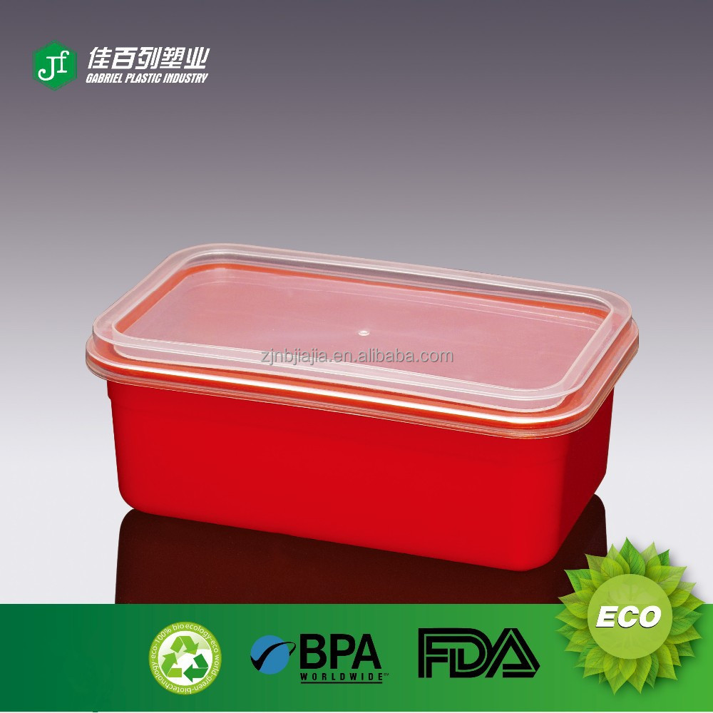 Cheap Small Clear Plastic Food Box