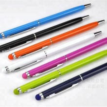 Free Sample Cheap Promotional Advertising Metal Ball Point Pen with Custom Logo