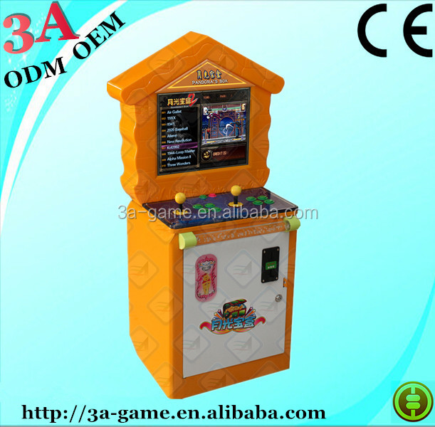 Amusement Pandora Box 2 Multi Jamma Arcade PCB Games Board For Arcade Fighting Game Machine