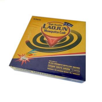 Africa market smokeless black mosquito coil factory