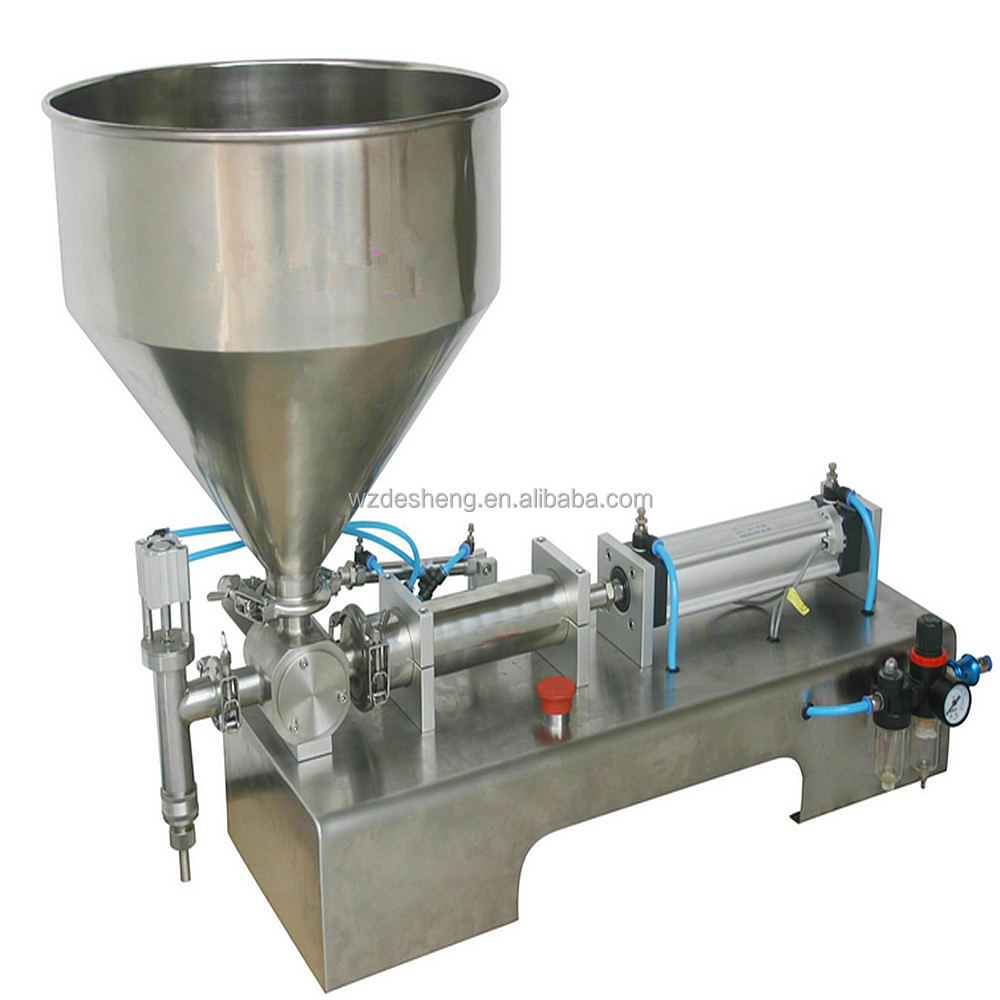DS-B-250 Suspending Agent Filling Machine/Liquid Filler