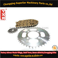 front sprocket fit NX 400 FALCON 15T ax100 sprocket
