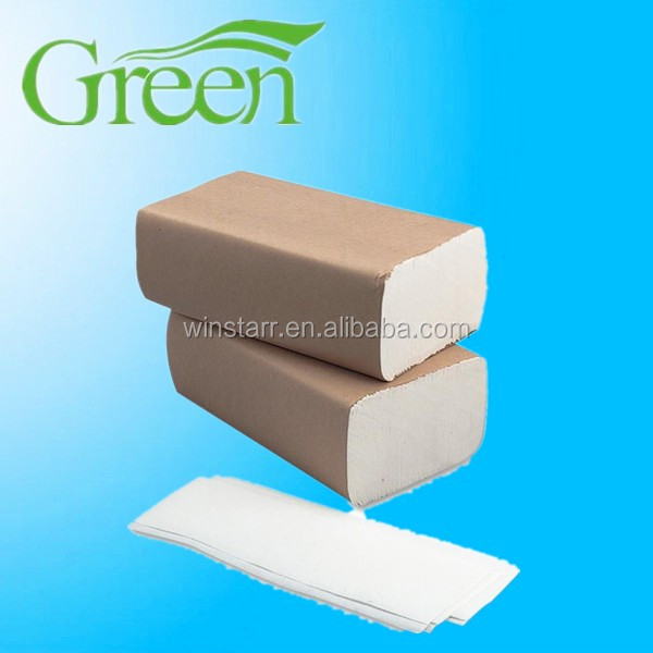 Biodegradable Recycled Multi fold Paper Towels