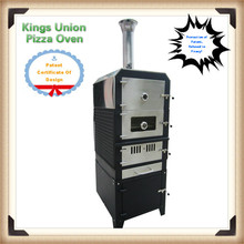 Freestanding Big Mobile Charcoal Heater Chicken Rotisserie Oven