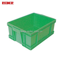 warehouse plastic storage bin used industrial plastic containers