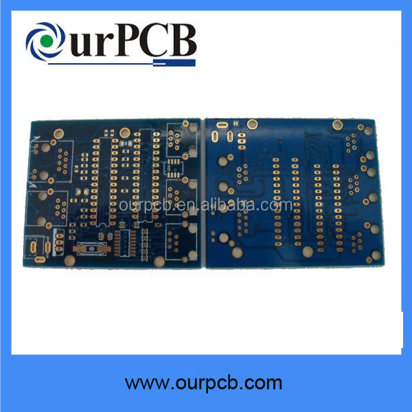 made in china momo electronics amplifier 94v0 printed circuit board