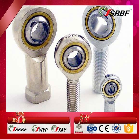 SRBF High tempetature resistant oscillating bearing articulated bearing Spherical Plain Bearing UC30