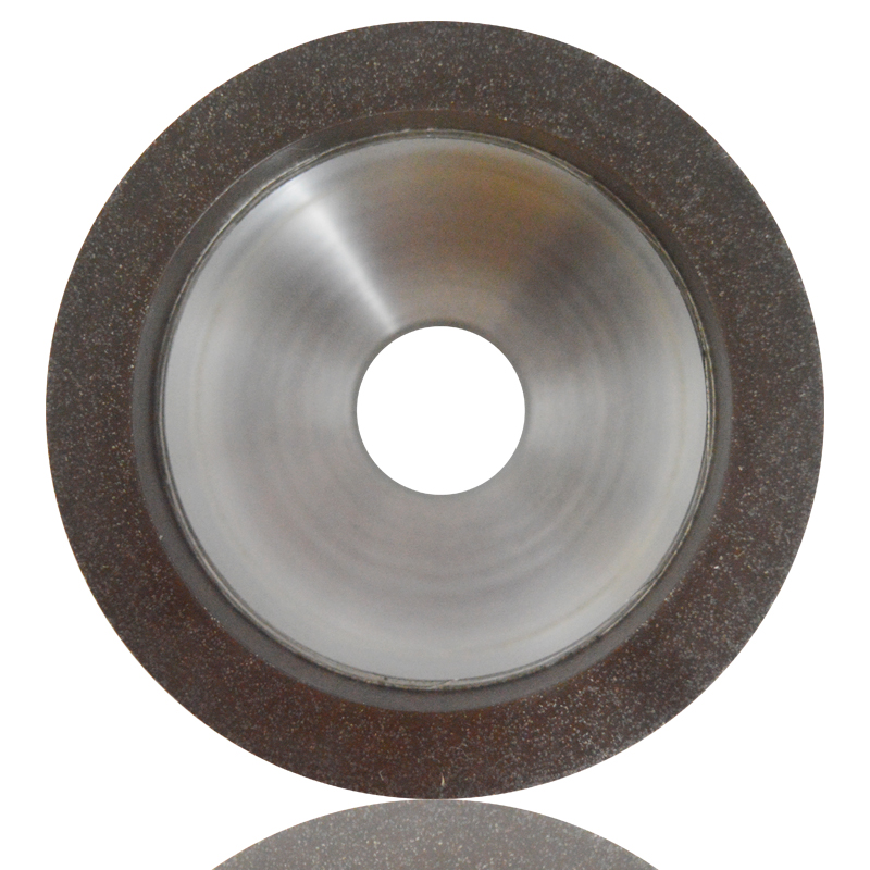resin bond 6a2 100mm cbn grinding cup wheel