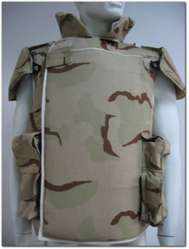 tactical full protection bulletproof vest comfortable bullet proof vest