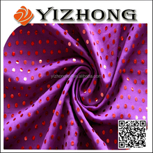 sportswear fabric / sports wear poly knit fabric