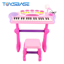 China import spielzeug | Kinder Spielzeug | 37 Keys Multi-function Toy With Microphone Keyboards Music Electronic Piano