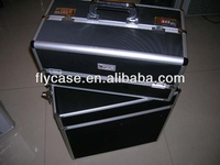 Professional custom aluminium trolley make up case with high quality made in many years experience factory