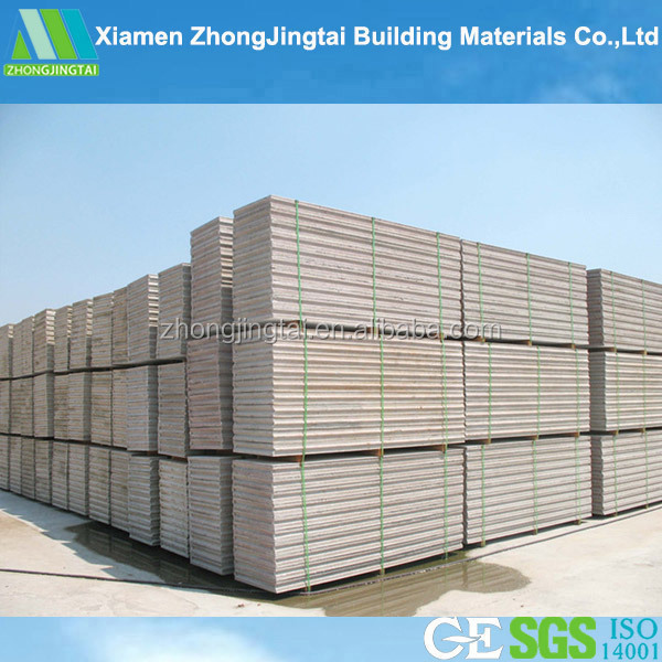 ZJT 100mm thick sandwich panel second hand for wall and roof