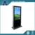 interactive kiosk with integrated scanner and floor stand kiosk (HJL-1001)