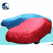 China Manufacturer 5-6mm thicken padded inflatable hail proof automobile anti snow indoor Extra Heavy Duty car cover