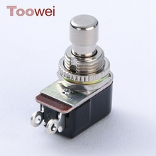 Factory outlet metal waterproof cap toggle switch slide boat toggle switch