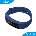 Pixat 8002 Sensor Smart Blood Pressure Fitness Band Heart Rate Monitor