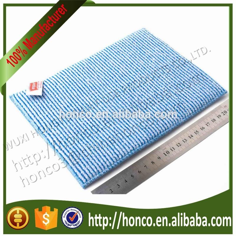 High Quality Microfiber Sponge Pad Cloth BSCI approved factory Microfiber Dish Washing Kitchen Pad