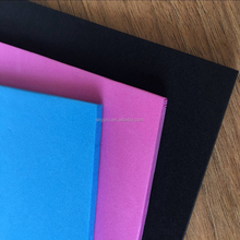 4mm Colorful Light EVA Material Polyethylene Foam Anti-static Sponge Non-toxic EVA Foam Sheet