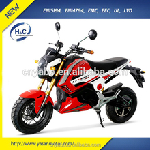 2017 45km/h EEC New Motor Scooters With 3000W Motor