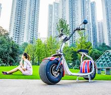 RUNSCOOTERS WOQU/SEEV/CITYCOCO 18*9.5 fat tire electric motorcycle