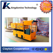 2.5 Ton battery coal mining electric locomotive