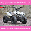 2016 QWMOTO Kids electric bike MINI kids quad ATV Electric quad Bike 500W 800W 1000W Quad ATV