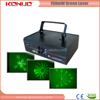 Unique outdoor 150mW green dot animation laser lights for Christmas