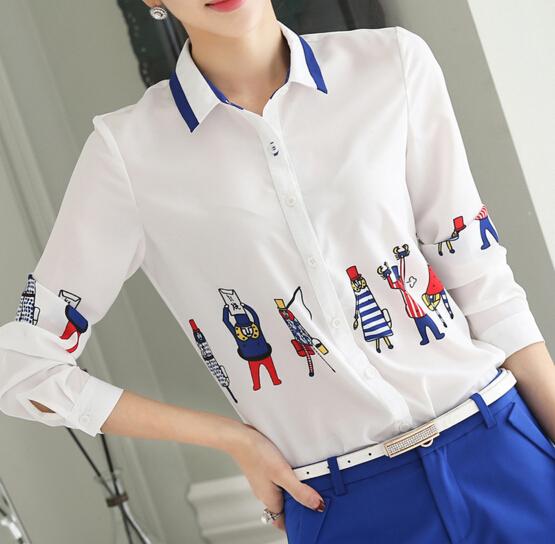 Korean Fashion Blouses Wholesale 57